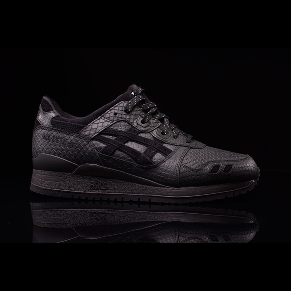 "new arrival 018e9 151bf Asics Shoes - ASICS Gel Lyte III ""Blake Snake"" Men s 7 Women s 9"